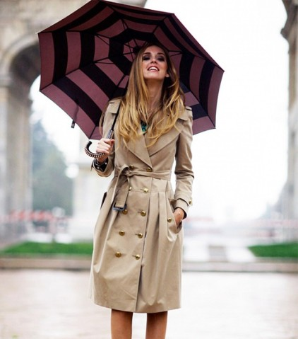 Another very interesting article here; http://www.vogue.com/13255013/best-rain-gear-boots-umbrellas/