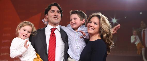 Liberal Leadership Results Announcement. L'annonce des résultat